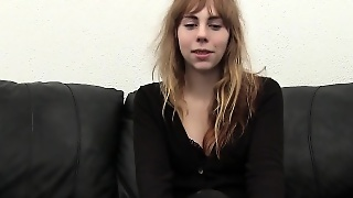 Allison Auditions For Porn At Backroom Casting Couch