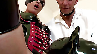 House Of Taboo: Extreme Latex