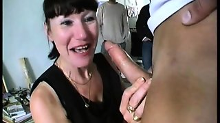 Amateur, Blowjob, Group Sex, Gangbang, French, Mature