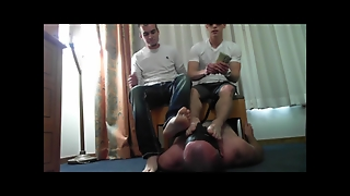 College, Jocks, Gay, Straight, Humiliation, Slave, Master, Hd