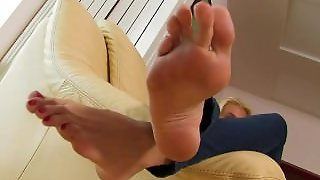 Flip Flop And Feet