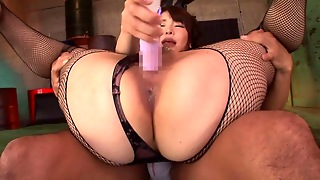 Ravishing Fuck For Busty Japanese In Need
