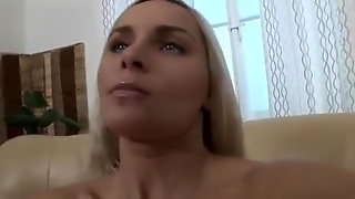 Busty Slut Fucked In Ass