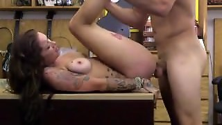 Brandi Belle Cumshot Vinyl Queen!