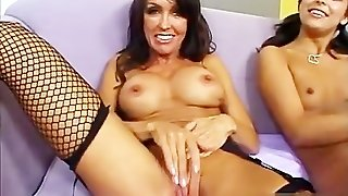 Audrianna Angel And Kristina Cross Are Mother And