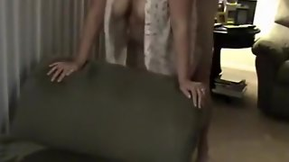 Amazing Amateur Movie With Doggy Style, Stockings Scenes
