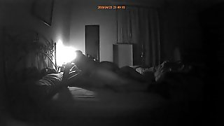 Hidden Camera With My Wife
