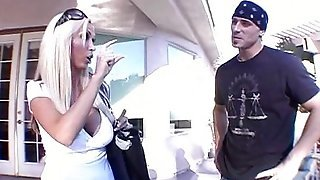 Nikki Benz With Mr.sins