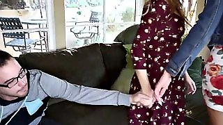 Anally Creampied Stepteen
