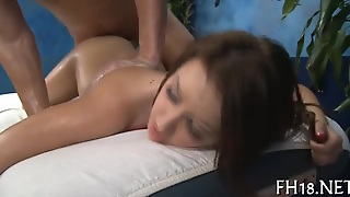 Igniting A Lovely Shaved Cunt