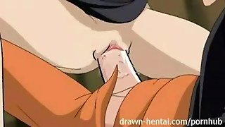Naruto Drilled Ninja Girl