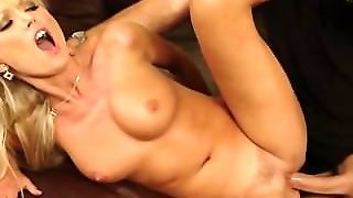 College Girl Anal Strapon