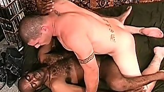 Interracial Muscled Studs Like Their Assfucking Deep And Hard