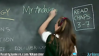 Realityjunkies Jillian Janson Horny For Teacher