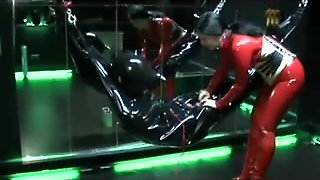 Rubber Mumification