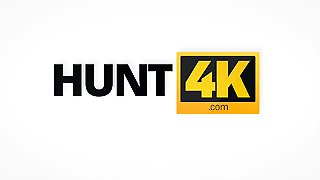 Hunt4K. Blonde Earns Money For Wedding By Making Love...
