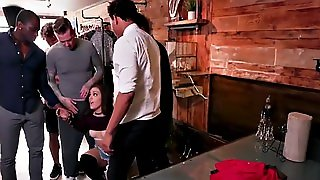 Kimber Woods In Gangbang Checkout