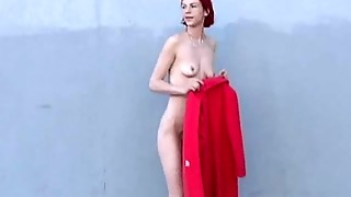 Funny, Public Nudity, Redheads