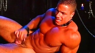 Muscle Gay Group Sex