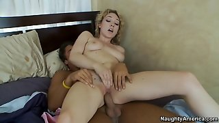 Lily Labeau & Rocco Reed In Naughty America