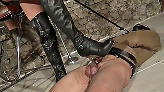 Gina Gerson - Dominated By Russian Brat