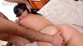 Anal With Busty Latina And A Huge Facial