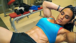 Cris Goy Fbb Training