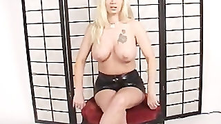 Amateur Blonde Big Tits