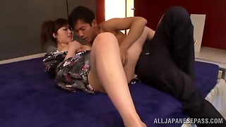 Anal Sex With A Busty Asian Babe