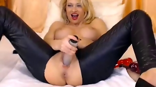 Extreme... Dp Dildos, Atm, Gape And Squirt