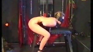 Lesbian Latex Bondage With Strapon