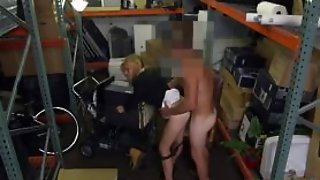 Reality Tv Sex Hot Milf Banged At The Pawnshop