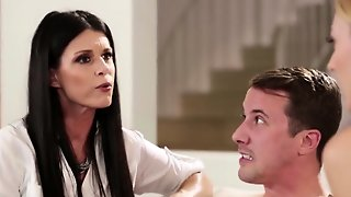 India Summer And Alexa Grace Share Dick