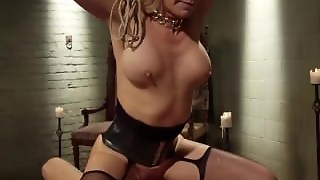 Bondage, 3Some, Fetish, Femdom, Stepmother, Pornstar, Threesome, Stepdaughter, Torment, Bdsm, Milf