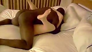 Black Dick Always Makes The White Wife Get Off