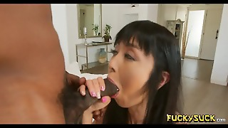 Asian Scared Of Black Dick