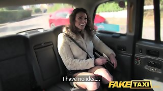 Fake Taxi Backseat Thrills For Taxi Drivers