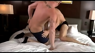 Guy Cums A Couple Times
