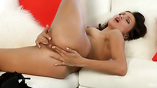 Celeste Star Is Curious About Getting Naked On Camera