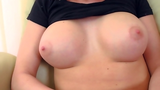 Sultry Eyes And A Shaking Orgasm