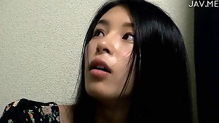 Asian Teen Showing Panties