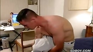 Ready To Satisfy Your Gay Lust For Military Man Cum?
