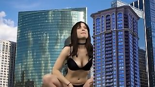 Giantess, Fetish, Window, S E X Y, Sexy Pain, Pain Fetish, Fetish Pain, Sexy Fetish