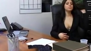 Office, Deepthroat, Reality, Mexican, Brunette, Crotchless, Latina, Pornstar, Pantyhose, Nylons, Sclip