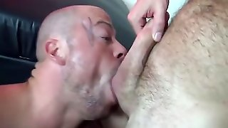 Licking Bum And Sleeping With Him Deep