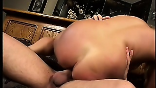 Fair-Haired Street Walker Raven Y Gives Another Try For Anal Sex
