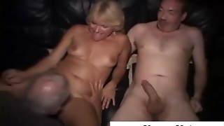 Amateur Milf Group Fuck