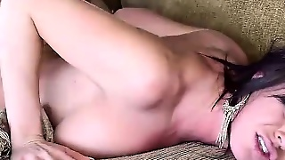 Sexy Teen Girl Rahyndee James Pussy Banged And Creampied