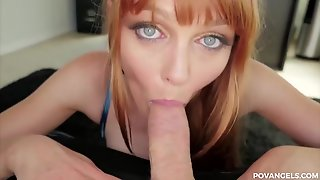 Marie Mccray Is An Excellent Cocksucker