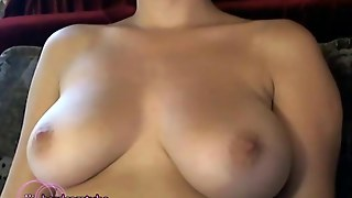 Big Titted Milf With Dildo